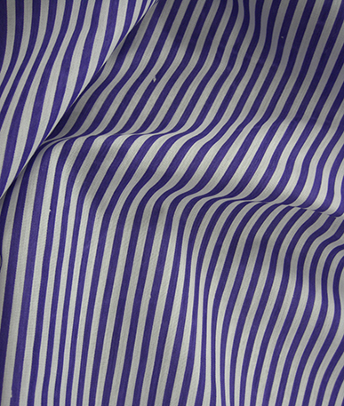 5mm Cotton Stripe (to clear) - Purple
