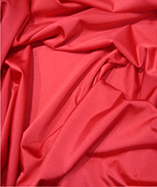 Lycra Fabric - Fire Red