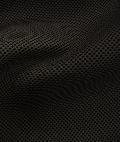 Spacer Fabric - Dark Grey