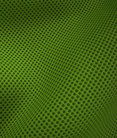 Spacer Fabric - Lime
