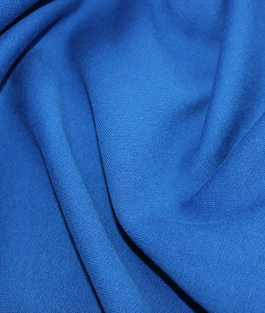 Clearance Cotton  Fleece - Royal Blue