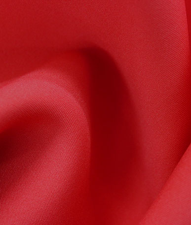 Neoprene Water Resistant Fabric - New Red