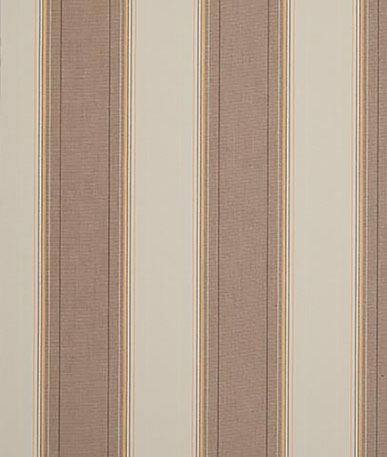 Boston Horizontal Stripe Awning Fabric - Brown(D318)