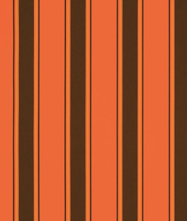 Goldies Awning Fabric  - Chantilly Orange (0744)