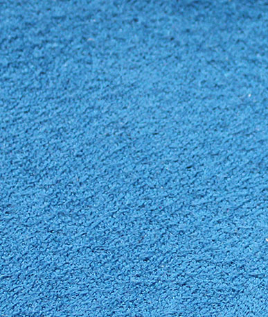 Melbourne 100% Polyester Suede - Teal