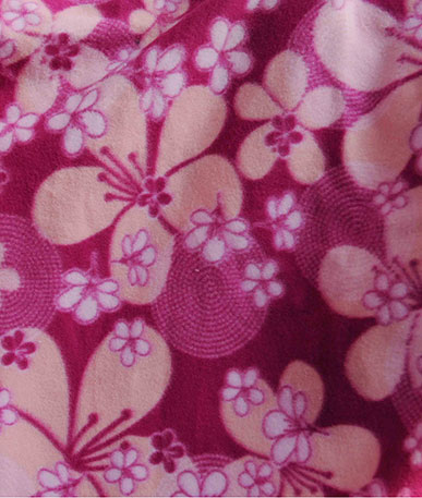 Pink Orchid Fleece - Pink Orchid