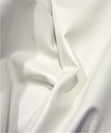 Clothing Leatherette Fabric - White