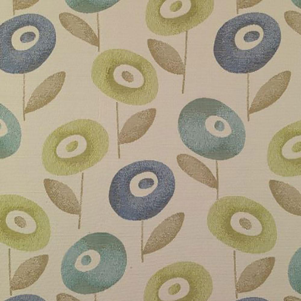 Bobby retro curtain upholstery fabric uk for Retro fabric
