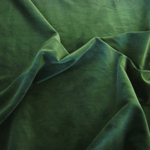 Cotton velvet fabric uk for Velvet material for curtains