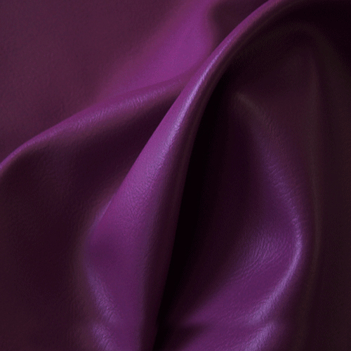 Extra Large Image View Of Grape Just Colour Vinyl Fabric