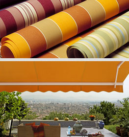 Awning Fabric Outdoors