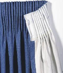 Curtain Header Tape White