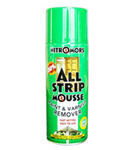 Nitromors All Strip Mousse 400ml Aerosol