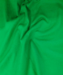 Molton Chromakey Fabric - Chromakey Green