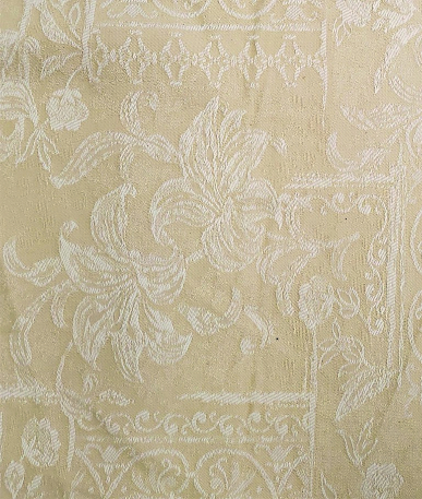 Obrien Upholstery Fabric - Cream
