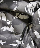 Army Camouflage Print - Arctic Grey