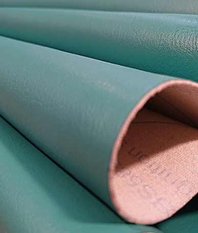Just Colour Leatherette Fire retardant