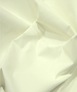 3 Pass Blackout Curtain Lining - Fire Retardant - White