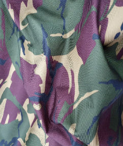 Waterproof Fabric Army Print - Army Camoflague