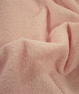 Stretch Toweling Fabric - Chantel - Baby Pink (432)