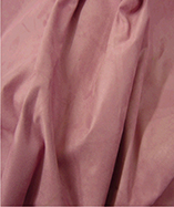New York Suede Fabric (Fire Retardant) - Rose