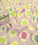 Teetsi Design Curtain Fabric - Lilac