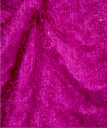 Lurex Metallic Hair - Cerise (8)