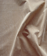 Fire Retardant Velveteen Display Suede - Beige (506)