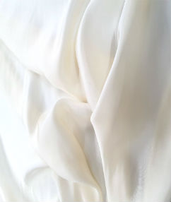 China Pure Silk Habotai - Ivory