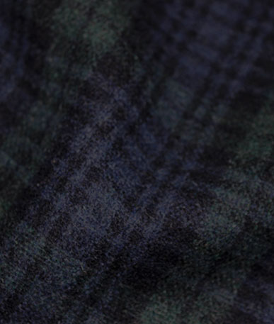 Black Watch Woolen Tartan - Black Watch