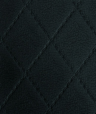 Quilted Style Vinyl Leatherette