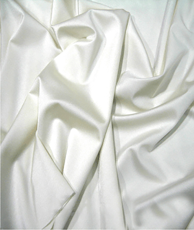 Stretch Lycra Panel (C) - White