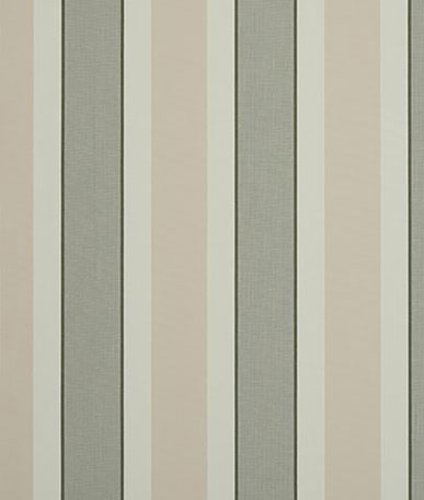 Hardelot Stripe Awning Fabric - Green (8614)