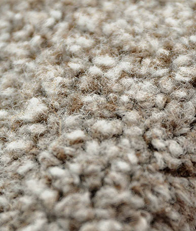 Mottled Soft Feel Fabric - Mottled Brown