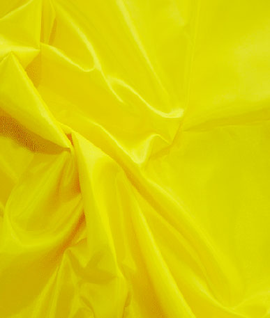 Hi-Vis Fire Retardant Display Fabric - Yellow