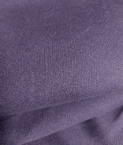 Purple Canvas Upholstery Fabric - Purple