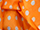Fabric Color: Orange