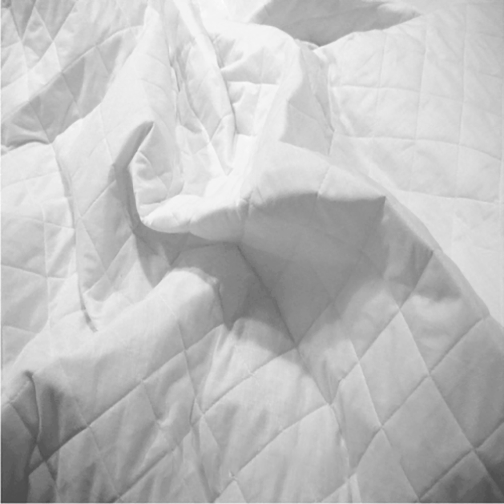 Quilted Poly Cotton Fabric | Fabric UK