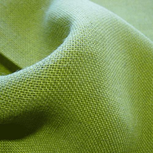 "60/"" Wide HESSIAN Fabric DARK GREEN Fire Retardant Jute Cloth Burlap FREE SAMPLES"