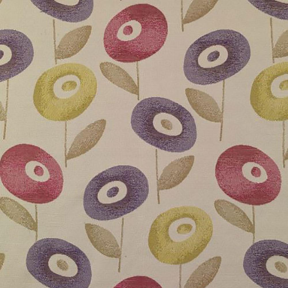 Bobby Retro Curtain & Upholstery | Fabric UK