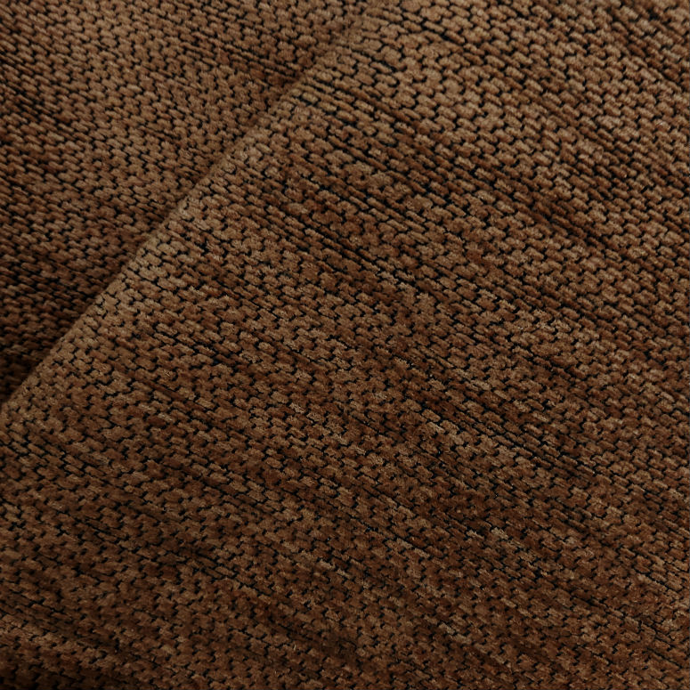 Plain Textured Light Beige Colour Soft Corduroy Brick Effect Upholstery Fabrics