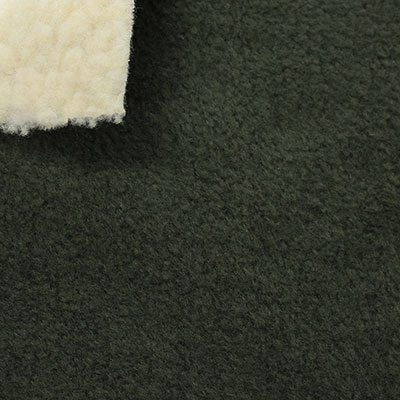 Sherpa Fleece Bonded Fabric Uk