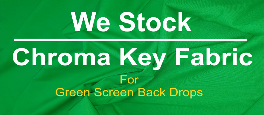 Green Screen Fabric - Chroma Key
