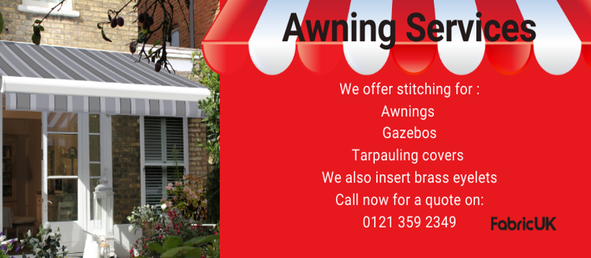 Awning and Outdoor Waterproof